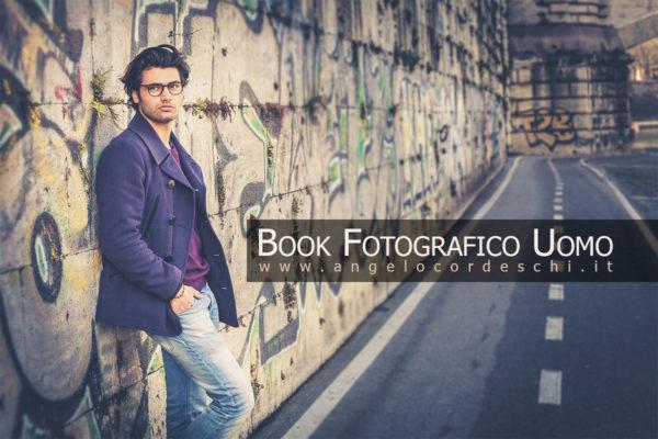 Photoshoot Uomo Book Fotografico Uomo