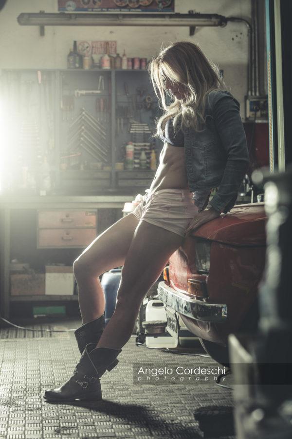 Alina Gaina | ©AngeloCordeschi