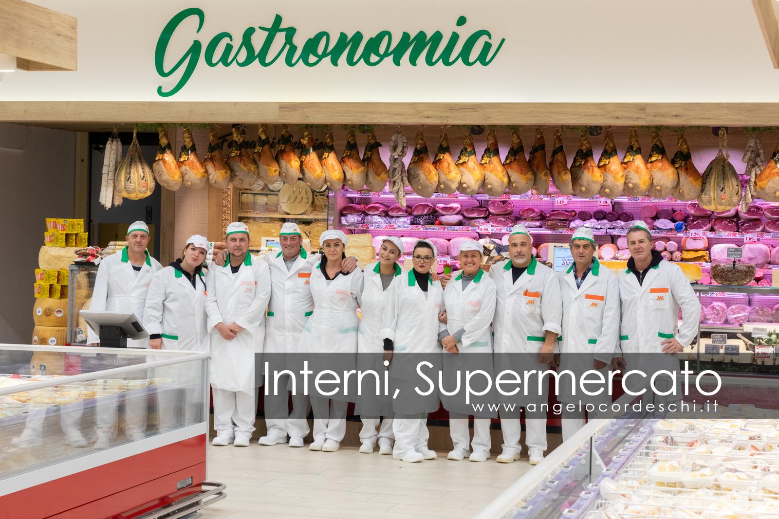Foto Di Interni Supermercato Codice Fism085