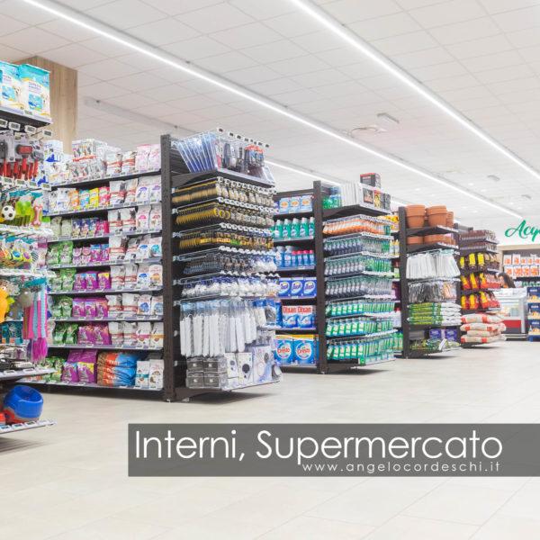 Fotografo Di Interni Per Supermercati E Centri Commerciali