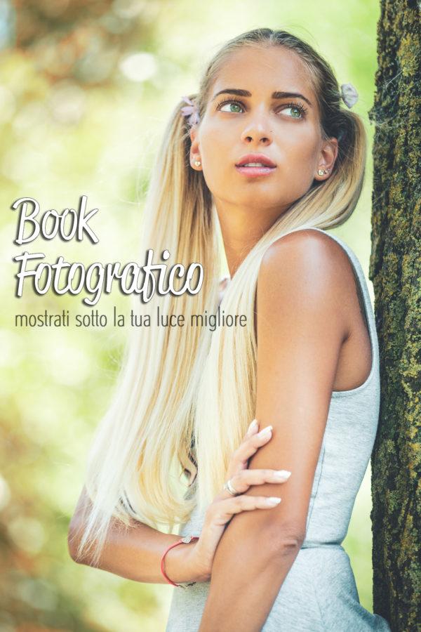Book Fotografico - Mostrati sotto la tua luce migliore